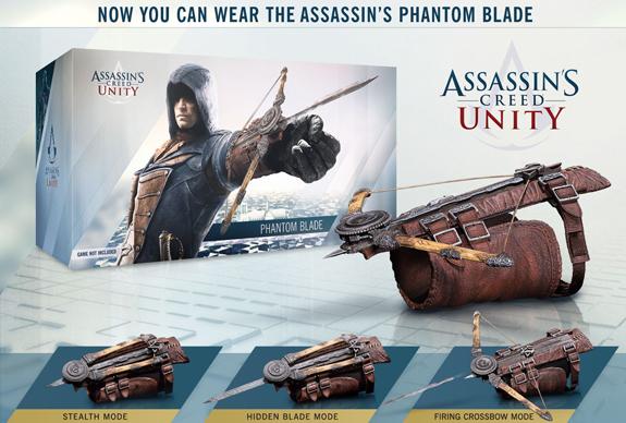Conviértete En Un Asesino Con La Hoja Fantasma De Assassin S Creed Unity