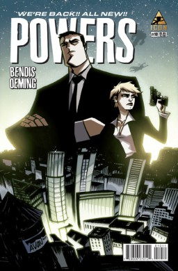 powers - cover