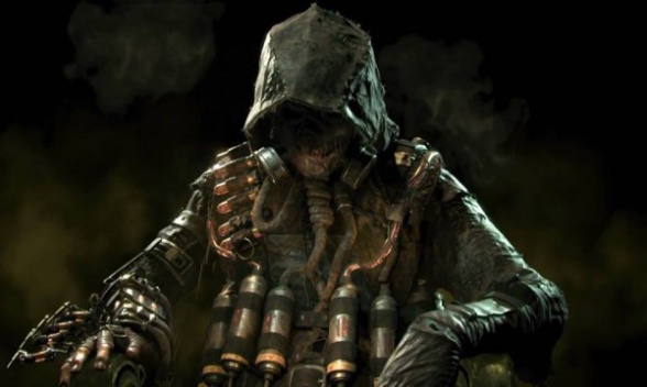 scarecrow-Arkham Knight