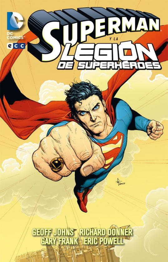 'Superman y la Legión de Superhéroes'