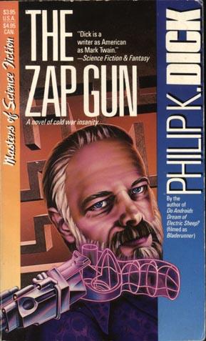 La pistola de rayos (Philip K. Dick)
