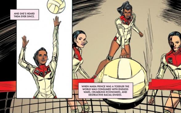 1 mara brian wood reseña analisis critica opinion ming doyle planeta deagostini comics image