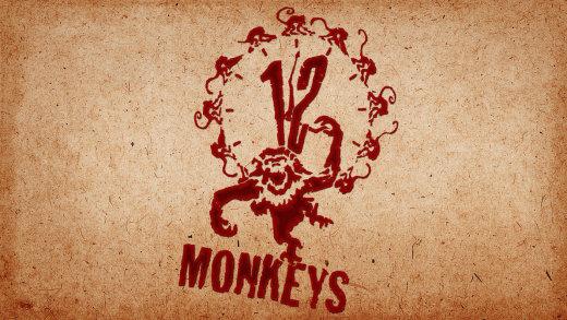 12 monos - logo