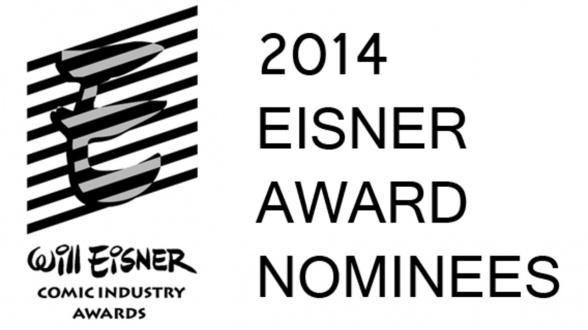 Ganadores de los premios Eisner 2014
