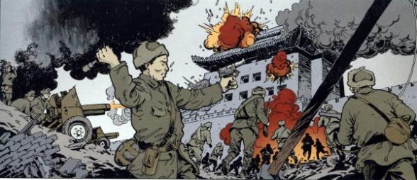 3 Ww 6 cubierta hubert perro amarillo otra guerra mundial critica analisis opinion reseña diabolo ediciones