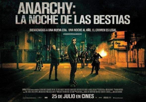 Anarchy la noche de las bestias