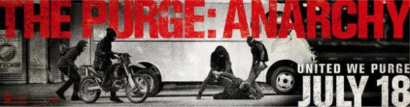 Anarchy la noche de las bestias purge banner