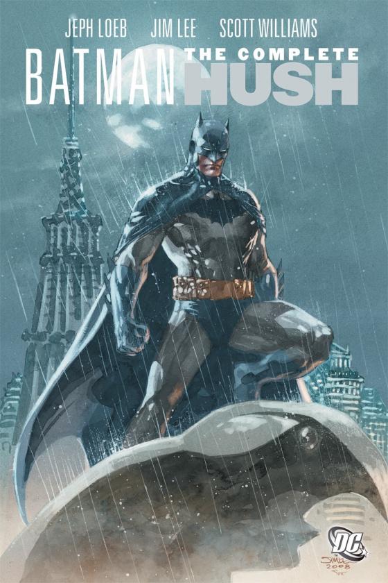 Batman Silencio portada