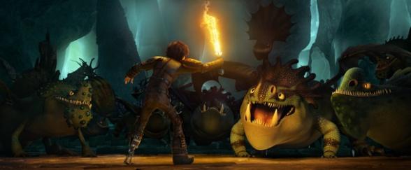 Cómo entrenar a tu dragón 2 – Crítica