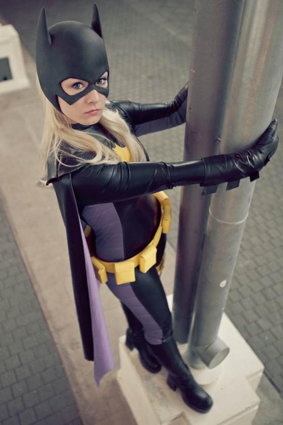 Cosplay Batgirl 1