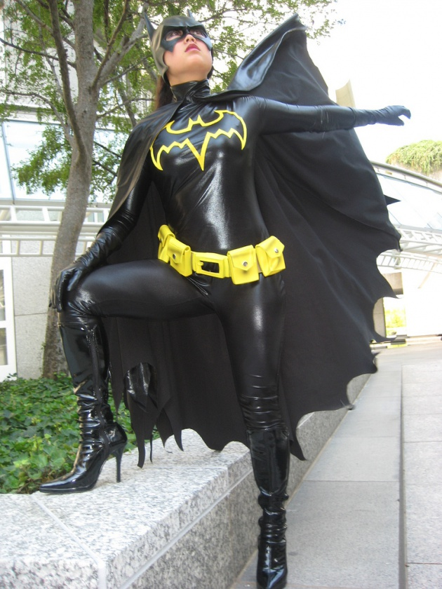 Cosplay Batgirl 2