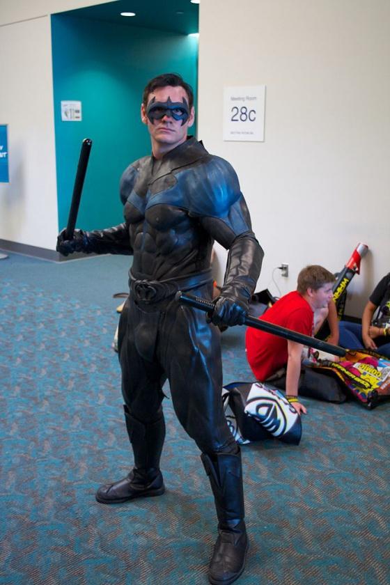 Cosplay Nightwing