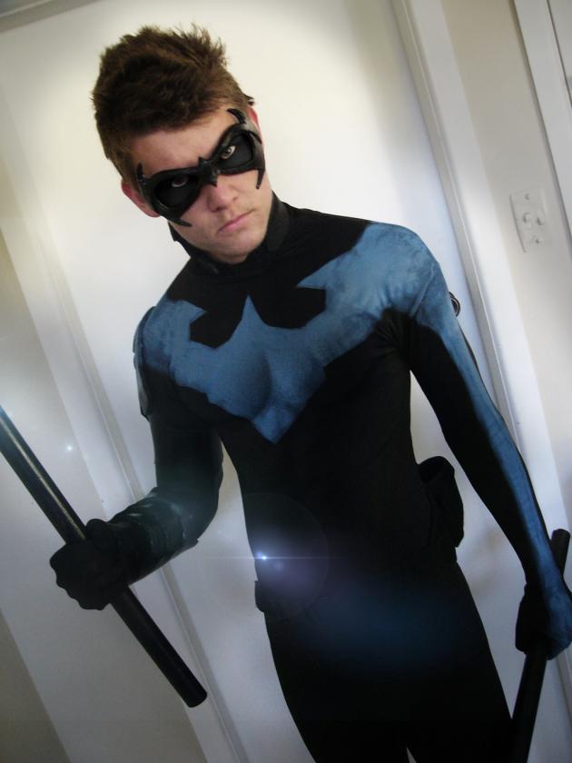 Cosplay Nightwing1