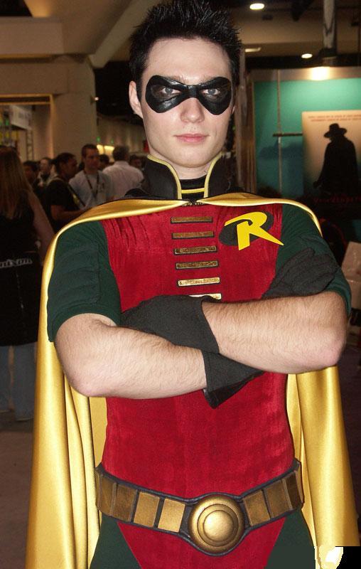 Cosplay Robin
