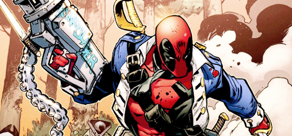 Deadpool Vs X-Force Pepe Larraz