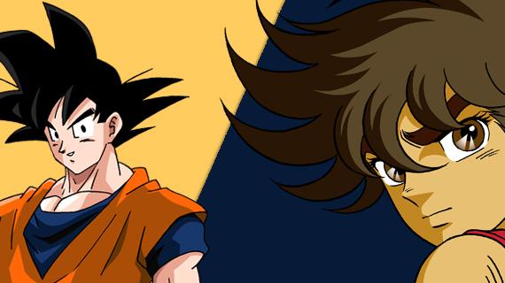 Dragon Ball - Caballeros del Zodiaco