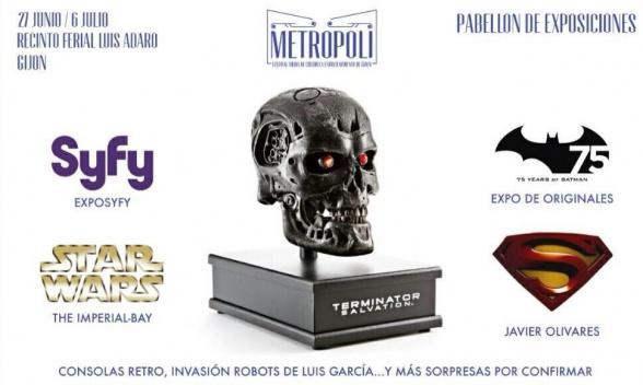 Exposiciones Metrópoli
