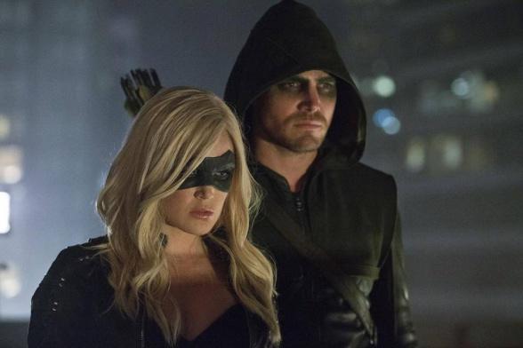 Green Arrow y Black Canary