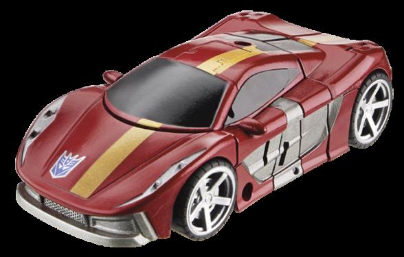 Hasbro Deadend coche