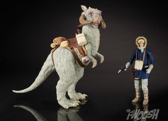 Hasbro Han Solo y Tauntaun