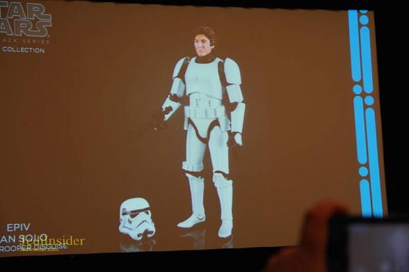 Hasbro SDCC 2014 Star Wars Black Han