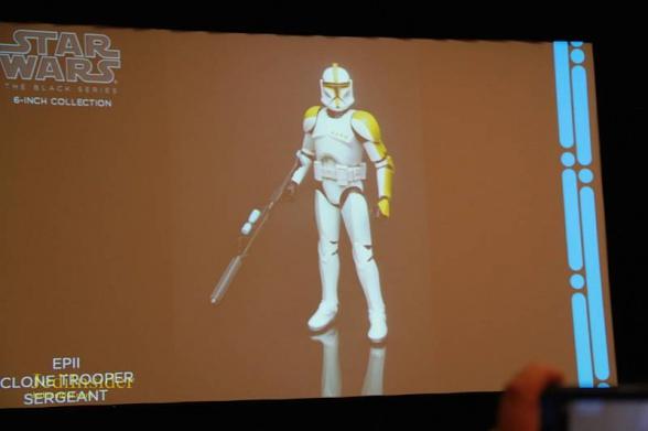 Hasbro SDCC 2014 Star Wars cody