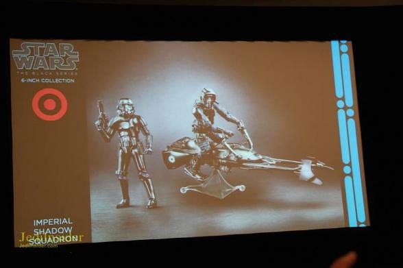 Hasbro SDCC2014 Star Wars Black