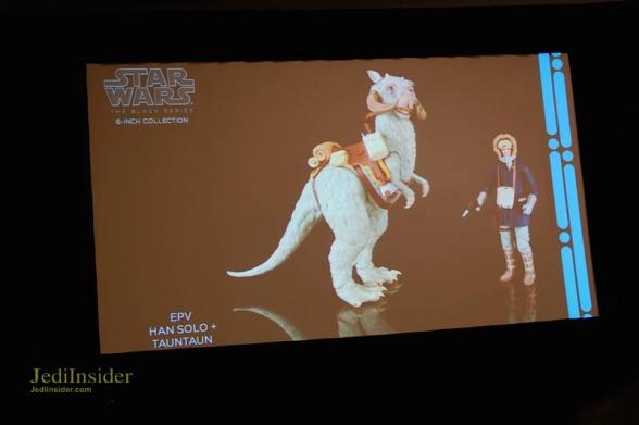 Hasbro SDCC2014 Tauntaun y Luke