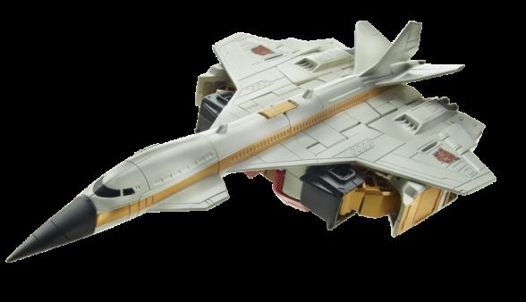 Hasbro Silverbolt avion