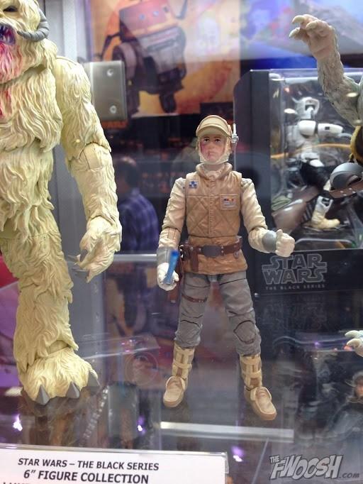Hasbro Star Wars Black Hoth Luke