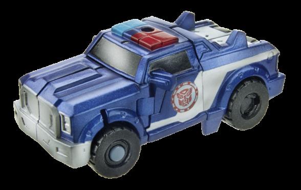 Hasbro Strongarm coche
