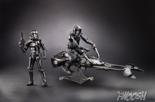 Hasbro TGT Black Series Imperial Shadow Squadron