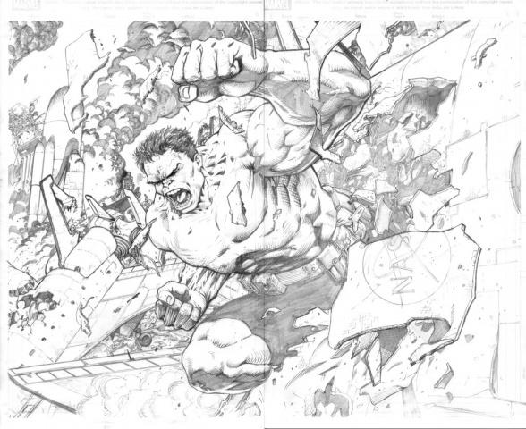 Hulk Barry Kitson