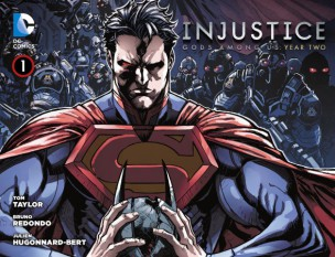 Injustice - Year Two (2014-) 001-000