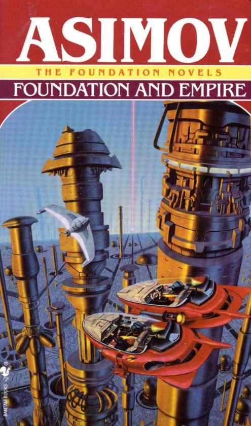 Isaac Asimov - Fundación.e. Imperio la casa de el