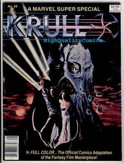 Krull-comic