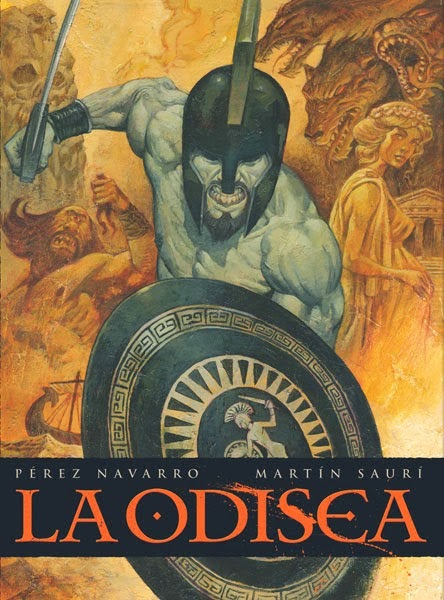 'La Odisea', edición a color
