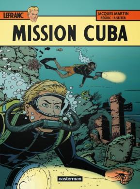 Lefranc Mission Cuba