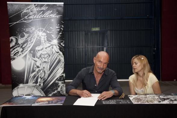 Metrópoli Comic Con Stands 15