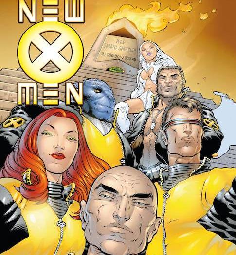 New X Men 1 Destacada