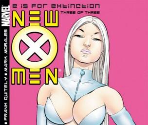 New X-Men 116 USA