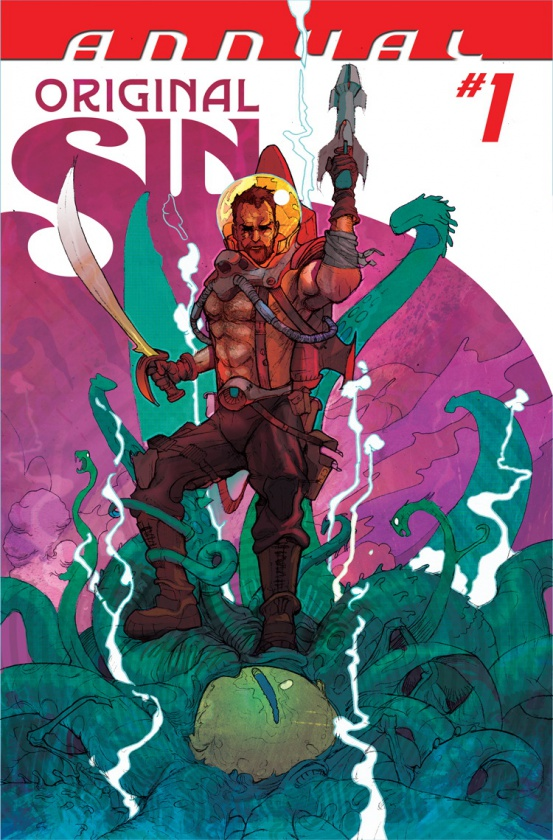 Original Sin Annual Ward Variant