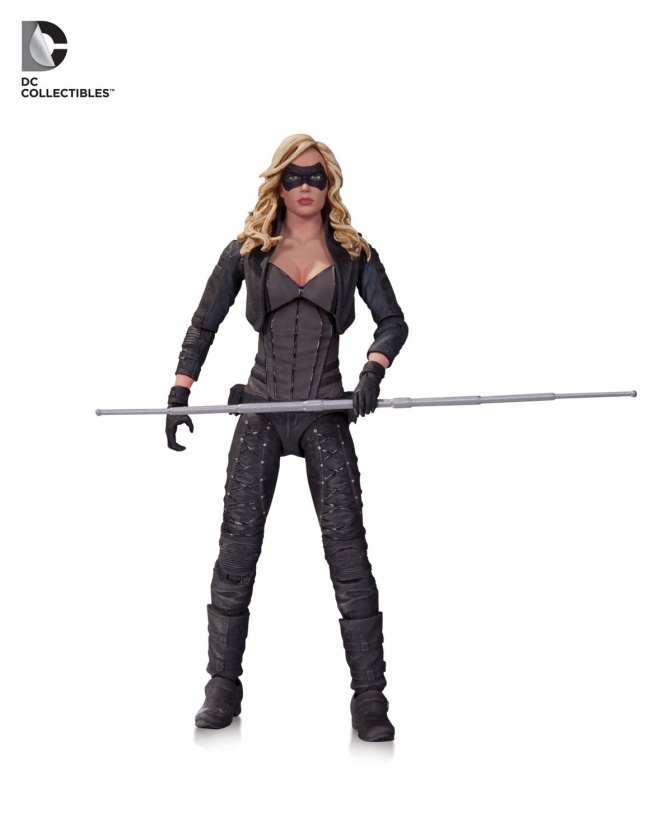 SDCC ARROW Canary DC Collectibles
