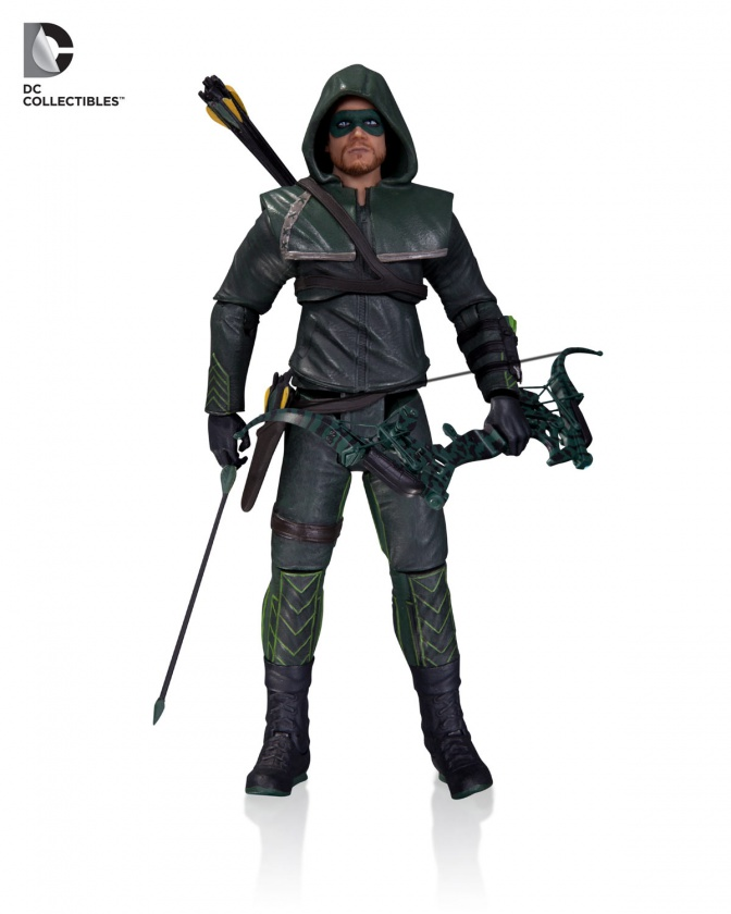 SDCC Arrow DC Collectibles