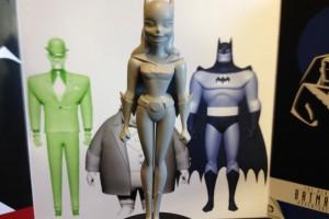 SDCC Batgirl Batman DC Collectibles