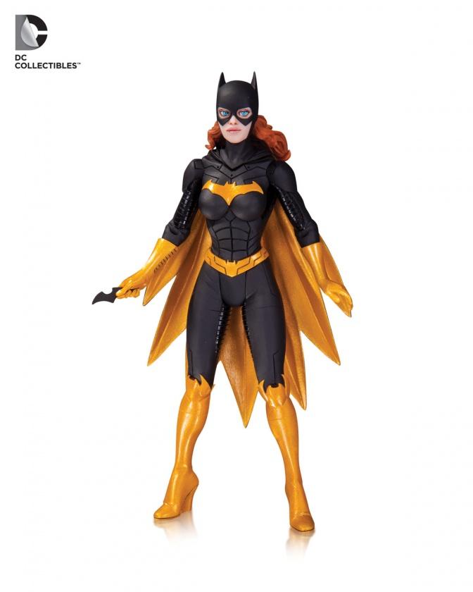 SDCC Batgirl DC Collectibles