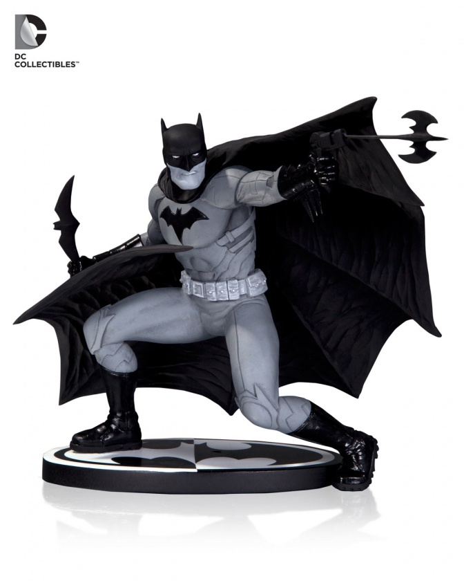 SDCC Batman Manapul DC Collectibles