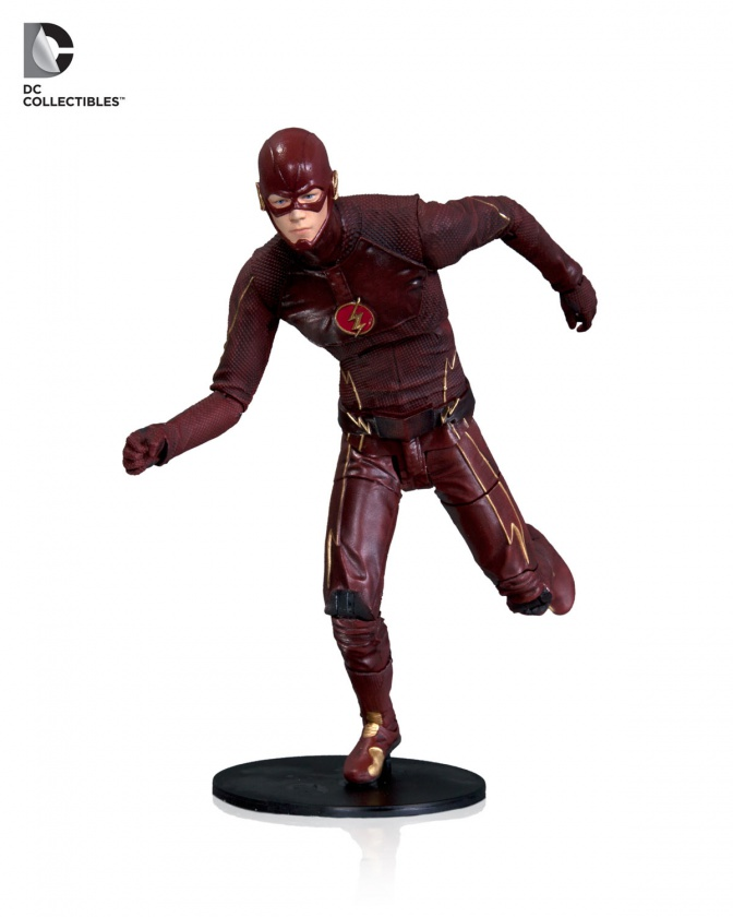 SDCC Flash DC Collectibles