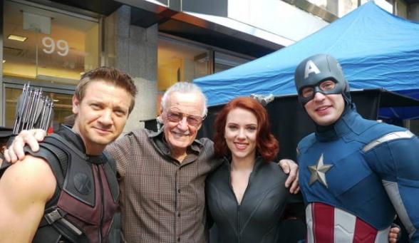 Stan Lee - Avengers