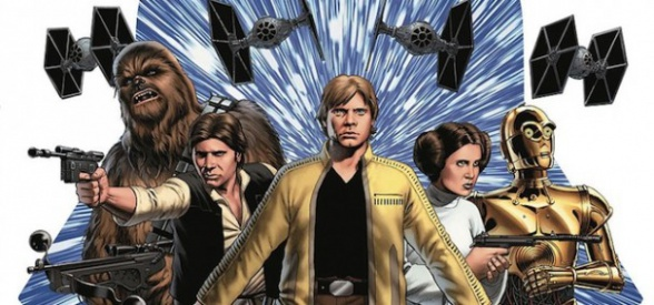 Preview de 'Marvel: Star Wars' #1